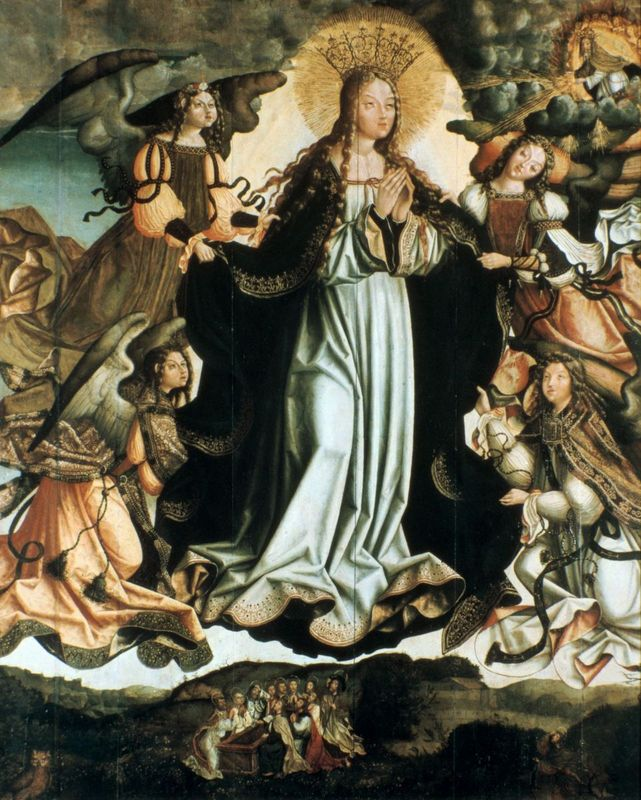 Mary and the Rosary