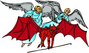 Has Satan and demons been unleashed?
