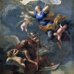 Angels Celebrate Jesus Victory Over Death.