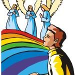 Saint Michael Saint Raphael Saint Gabriel
